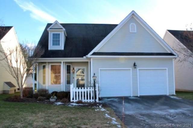 43 Phillips Farm Road #43, East Hartford, CT 06118 (MLS #170363808) :: Team Feola & Lanzante   Keller Williams Trumbull