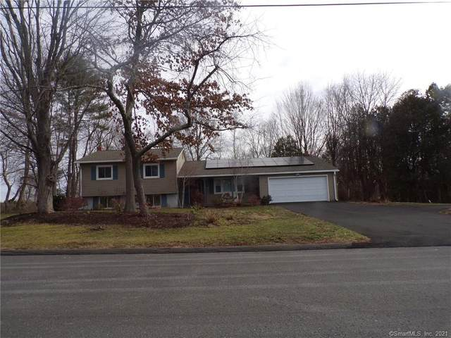 4 Longview Drive, Bloomfield, CT 06002 (MLS #170363920) :: Around Town Real Estate Team