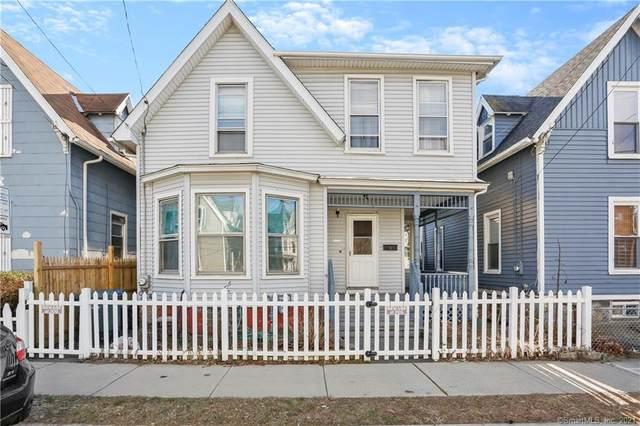 121 Atlantic Street, Bridgeport, CT 06604 (MLS #170364215) :: Around Town Real Estate Team
