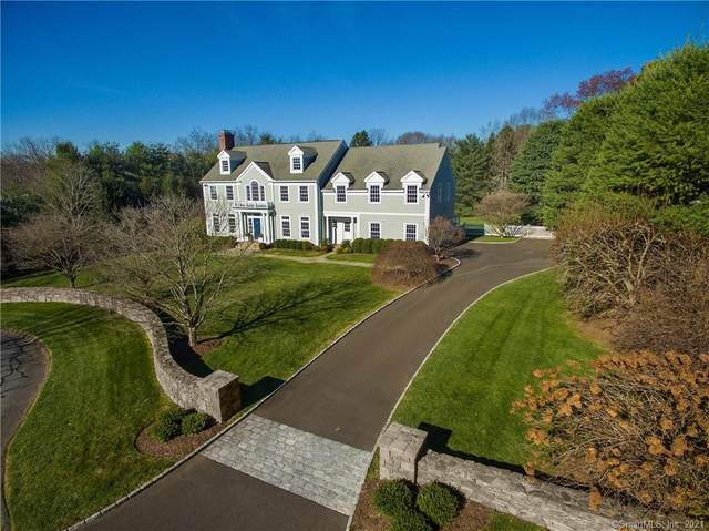 65 Amys Lane, New Canaan, CT 06840 (MLS #170364368) :: GEN Next Real Estate