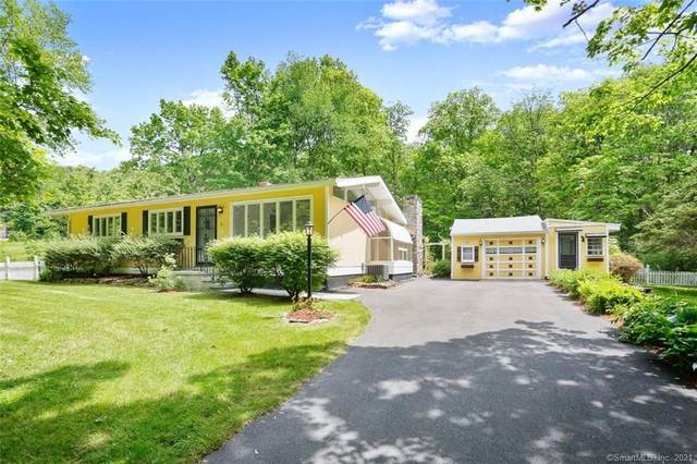 17 Taylor Road, Bethel, CT 06801 (MLS #170364499) :: Michael & Associates Premium Properties | MAPP TEAM