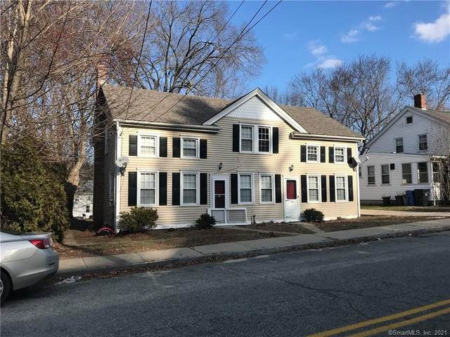 196 High Street, Sprague, CT 06330 (MLS #170364571) :: Sunset Creek Realty
