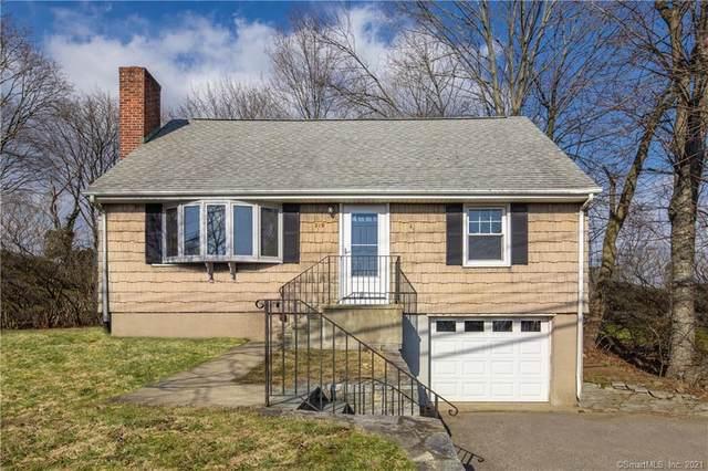 219 Strawberry Hill Avenue, Norwalk, CT 06851 (MLS #170364652) :: Around Town Real Estate Team