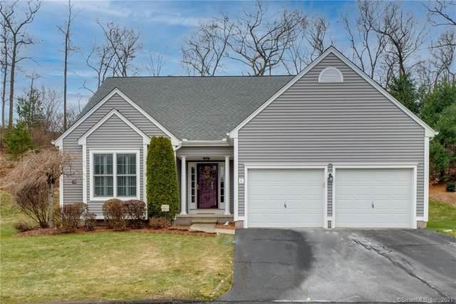 36 Buckland Street #6, Southington, CT 06479 (MLS #170364722) :: Around Town Real Estate Team