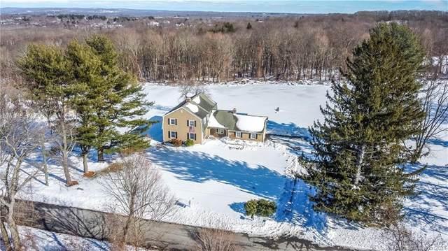 13 Longview Heights Road, Newtown, CT 06470 (MLS #170365012) :: Tim Dent Real Estate Group