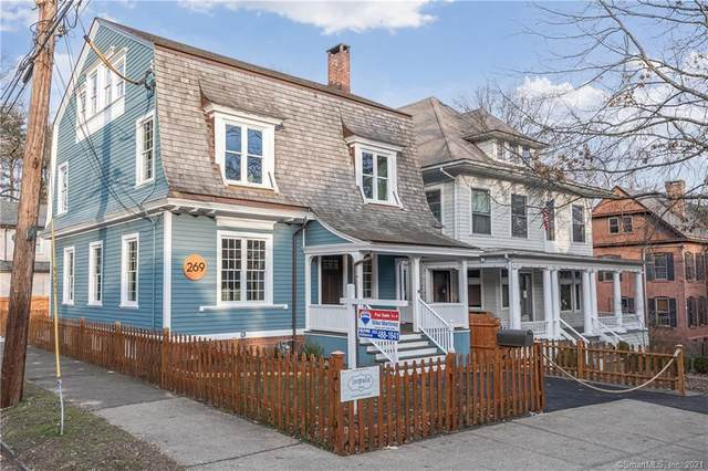 269 Canner Street, New Haven, CT 06511 (MLS #170365154) :: Carbutti & Co Realtors