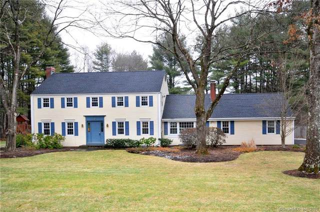 14 Harvest Hill Road, Simsbury, CT 06092 (MLS #170365198) :: Tim Dent Real Estate Group