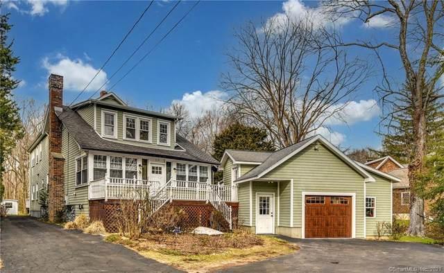 319 Middlesex Road, Darien, CT 06820 (MLS #170365208) :: Around Town Real Estate Team