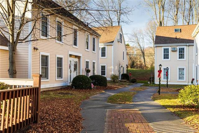 54 Rope Ferry Road I150, Waterford, CT 06385 (MLS #170365570) :: Around Town Real Estate Team