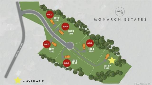 40 Monarch Place, Cheshire, CT 06410 (MLS #170365778) :: Coldwell Banker Premiere Realtors