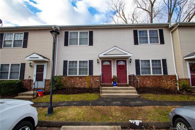 45 Grand Street #2, Danbury, CT 06810 (MLS #170366369) :: Around Town Real Estate Team