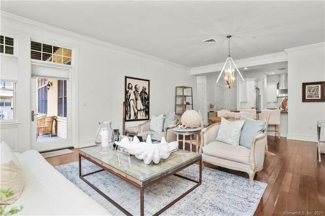 50 Stone Ridge Way 1B, Fairfield, CT 06824 (MLS #170366548) :: Forever Homes Real Estate, LLC