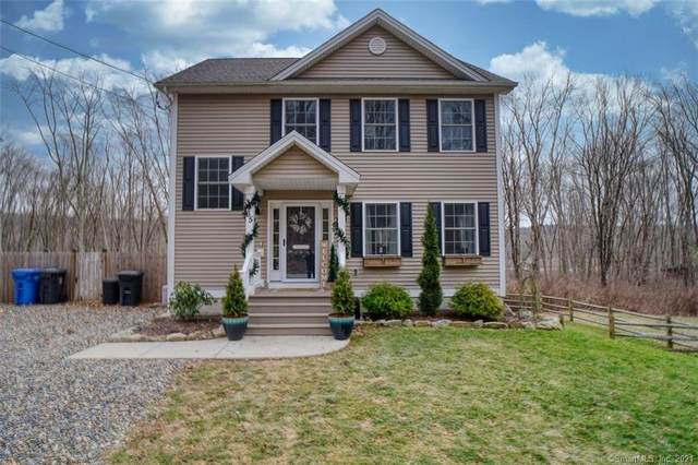 65 Lake Of Isles Road, North Stonington, CT 06359 (MLS #170366859) :: Around Town Real Estate Team
