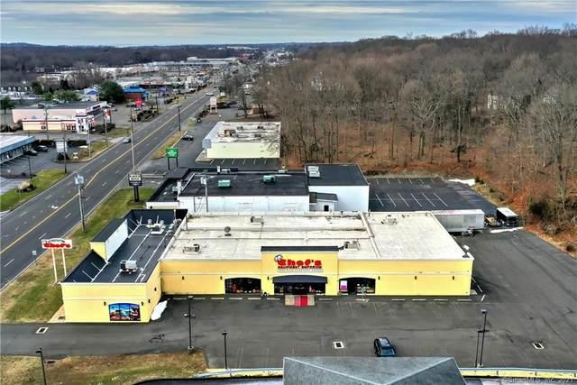 449 Boston Post Road, Orange, CT 06477 (MLS #170366924) :: Around Town Real Estate Team