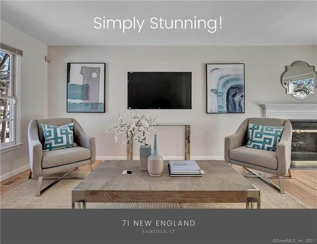 71 New England Avenue, Fairfield, CT 06824 (MLS #170367216) :: Tim Dent Real Estate Group