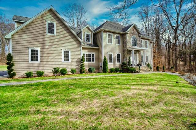 664 Sport Hill Road, Easton, CT 06612 (MLS #170367859) :: Spectrum Real Estate Consultants