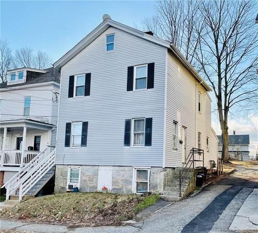 196 Olivia Street, Derby, CT 06418 (MLS #170368094) :: Tim Dent Real Estate Group
