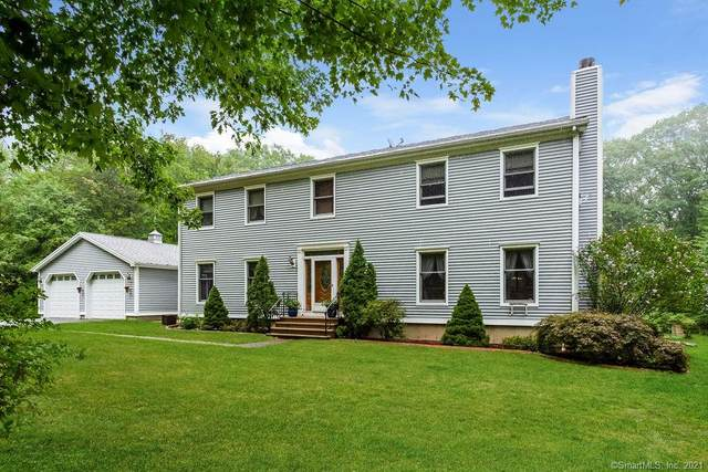 140 Prock Hill Road, Colebrook, CT 06021 (MLS #170368959) :: Around Town Real Estate Team