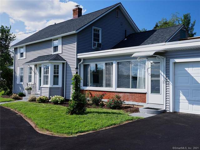 90 Ayers Road, South Windsor, CT 06074 (MLS #170369416) :: Linda Edelwich Company Agents on Main