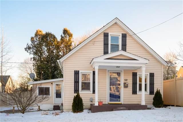 52 James Street, Danbury, CT 06810 (MLS #170369534) :: Forever Homes Real Estate, LLC