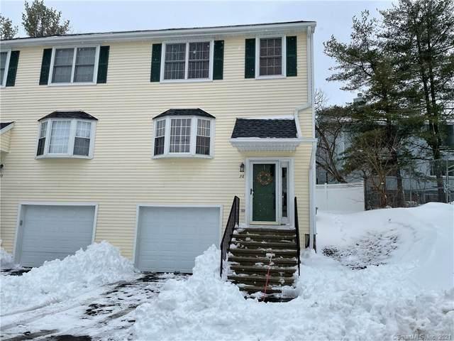 22 Main Street 5-36, Danbury, CT 06810 (MLS #170369793) :: Tim Dent Real Estate Group