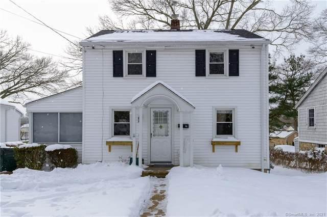 30 Ogden Road, Stamford, CT 06905 (MLS #170370270) :: Tim Dent Real Estate Group