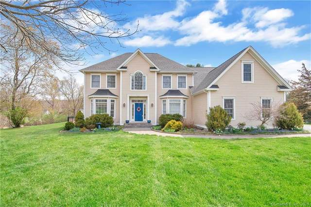 40 Saw Mill Way, Hebron, CT 06231 (MLS #170370839) :: Around Town Real Estate Team