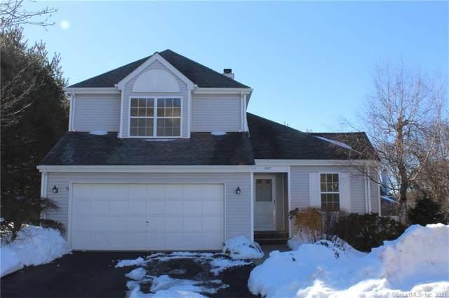 1207 Foxboro Drive #1207, Norwalk, CT 06851 (MLS #170370933) :: Tim Dent Real Estate Group