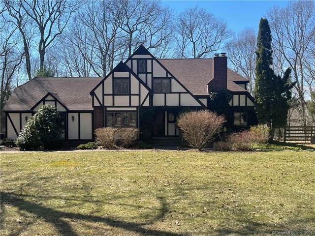 59 Whippoorwill Road, Old Lyme, CT 06371 (MLS #170370989) :: Next Level Group