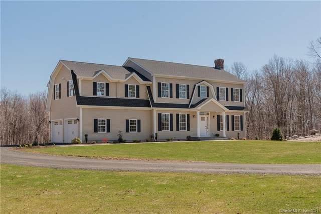 95 Roast Meat Hill Road, Killingworth, CT 06419 (MLS #170371433) :: Forever Homes Real Estate, LLC