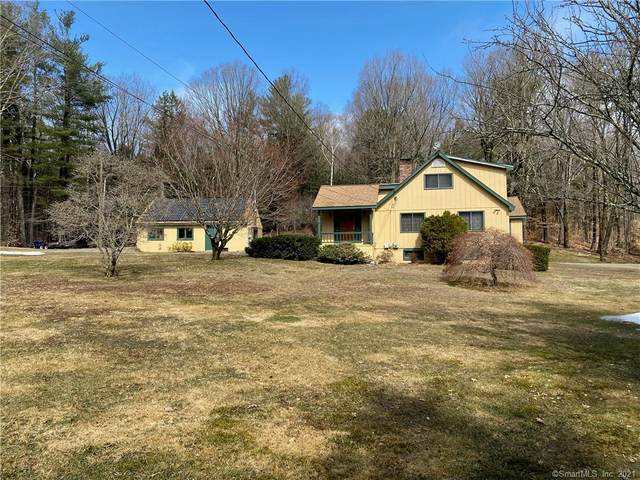124 Beech Hill Road, Colebrook, CT 06021 (MLS #170372301) :: Around Town Real Estate Team