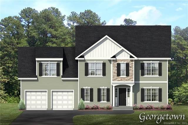 612 Skyline Drive, East Hampton, CT 06424 (MLS #170372307) :: Around Town Real Estate Team