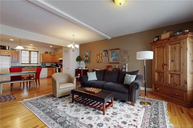31 Merrimac Street B, Danbury, CT 06810 (MLS #170372381) :: Around Town Real Estate Team