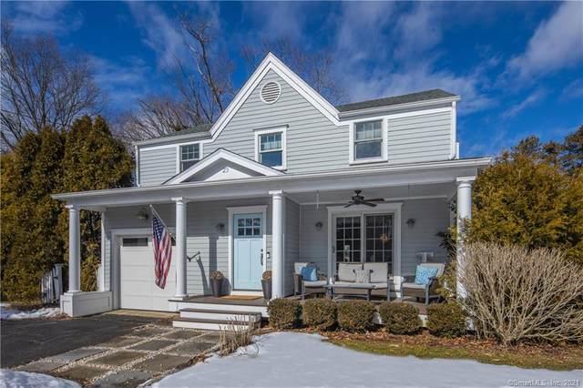 23 Laforge Road, Darien, CT 06820 (MLS #170372490) :: Tim Dent Real Estate Group