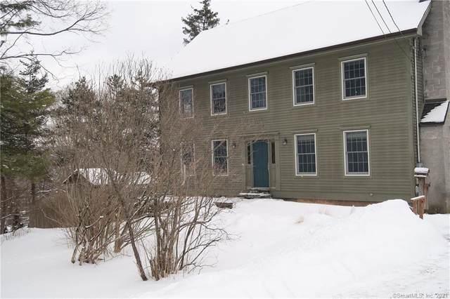 10 Old Town Road, Bethel, CT 06801 (MLS #170372593) :: Kendall Group Real Estate | Keller Williams