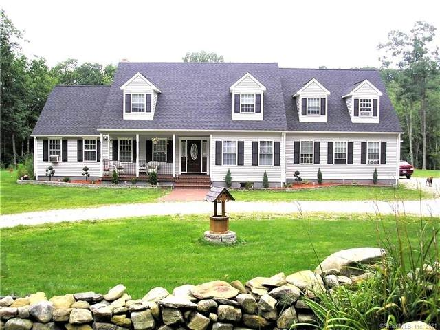 83 Elmore Road, Norfolk, CT 06058 (MLS #170372653) :: Spectrum Real Estate Consultants