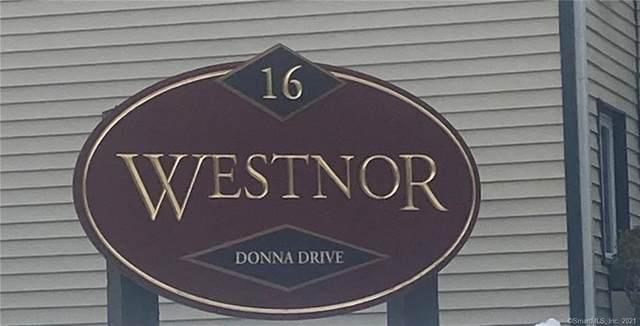 16 Donna Drive #25, Norwalk, CT 06854 (MLS #170372697) :: Tim Dent Real Estate Group