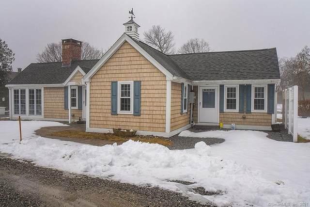 84G Waterside Lane #7, Clinton, CT 06413 (MLS #170372748) :: Around Town Real Estate Team