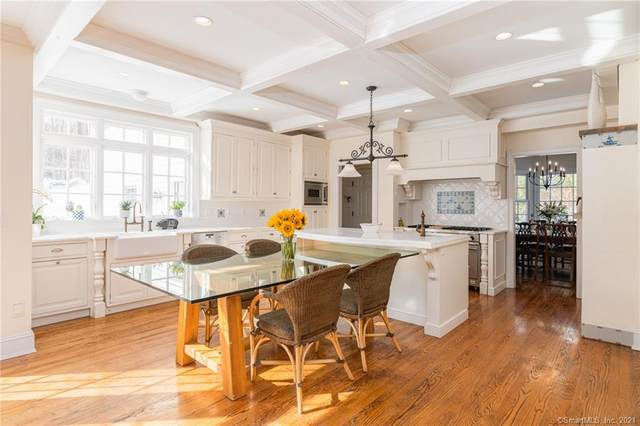 34 Myanos Road, New Canaan, CT 06840 (MLS #170372777) :: Forever Homes Real Estate, LLC