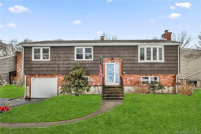 20 Twin Circle Road, West Haven, CT 06516 (MLS #170372899) :: Tim Dent Real Estate Group