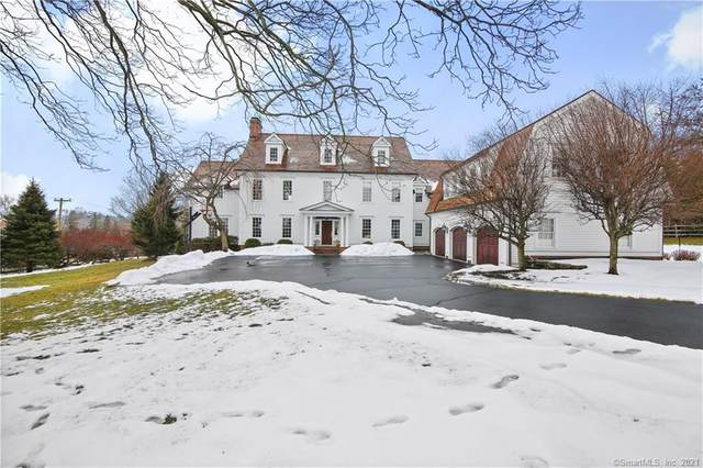54 Turkey Hill Road S, Westport, CT 06880 (MLS #170373303) :: Tim Dent Real Estate Group
