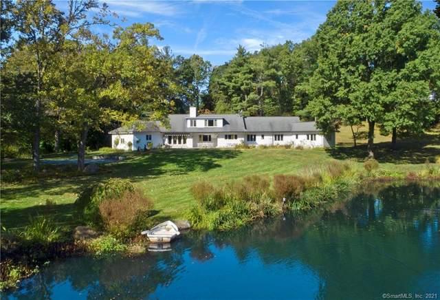 10 Parsonage Lane, Greenwich, CT 06830 (MLS #170373429) :: Kendall Group Real Estate | Keller Williams