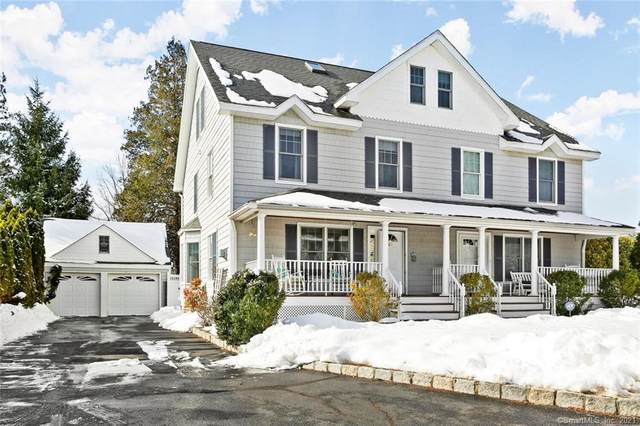 16 Windy Knolls A, Greenwich, CT 06831 (MLS #170373969) :: Tim Dent Real Estate Group