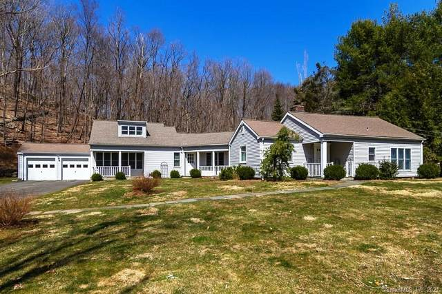 466 Rock House Road, Easton, CT 06612 (MLS #170374116) :: Spectrum Real Estate Consultants