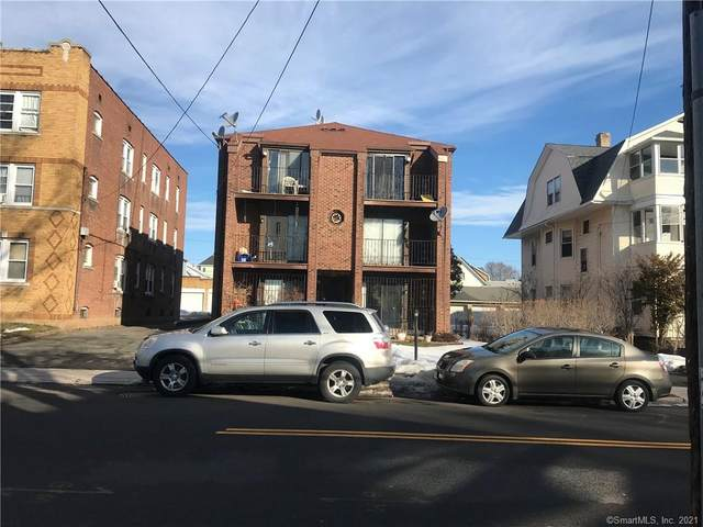 180 Preston Street 6-A, Hartford, CT 06114 (MLS #170374385) :: Tim Dent Real Estate Group