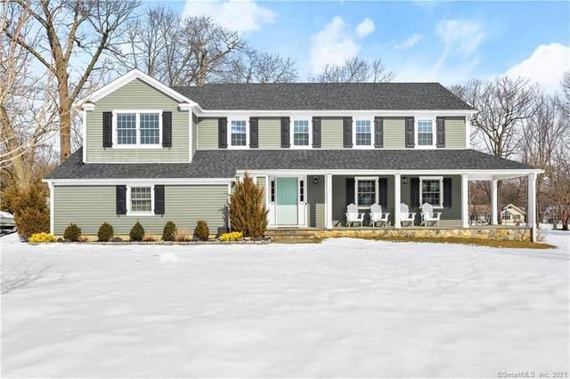 12 Musket Lane, Darien, CT 06820 (MLS #170374613) :: Kendall Group Real Estate | Keller Williams