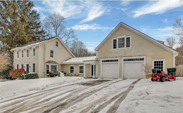 153 Boggs Hill Road, Newtown, CT 06470 (MLS #170374735) :: Kendall Group Real Estate | Keller Williams
