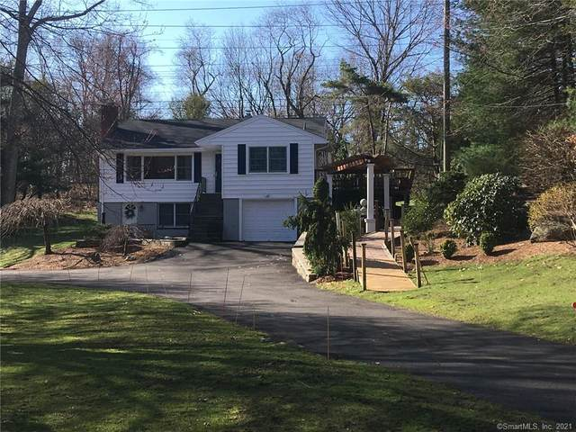 78 Raymond Street, Darien, CT 06820 (MLS #170374758) :: Spectrum Real Estate Consultants