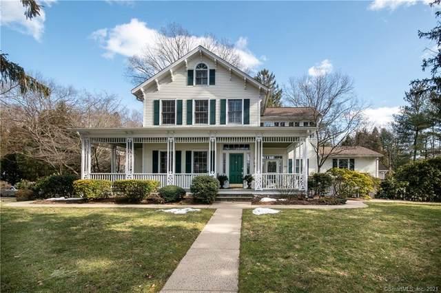 12 Cross Highway C, Westport, CT 06880 (MLS #170374782) :: Forever Homes Real Estate, LLC