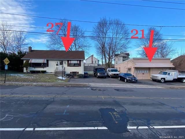 21-27 Mill Street, New Britain, CT 06051 (MLS #170375106) :: Team Feola & Lanzante | Keller Williams Trumbull